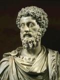 Marcus Aurelius  121-180  Roman Emperor