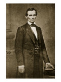 Abraham Lincoln  May 1860