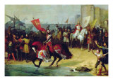 The Recapture of Cadiz in 1262 by Alfonso the Wise