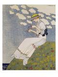 N'en Dites Rien  from the Gazette du Bon Ton No 10  1913