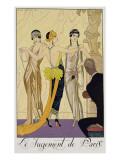 The Judgement of Paris  1920-30