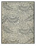 Larkspur  Wallpaper Design  1872