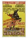 North West Mounted Police  1940