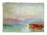 River Scene  1834