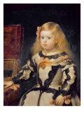 Portrait of the Infanta Maria Marguerita