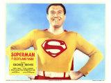 Superman in Scotland Yard  1954