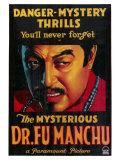 Mysterious Dr Fu Manchu  1929