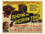 Blazing the Western Trail  1945