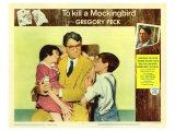 To Kill a Mockingbird  1963