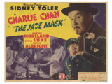 Charlie Chan in The Jade Mask  1945