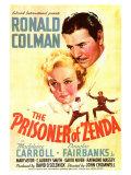 The Prisoner of Zenda  1937