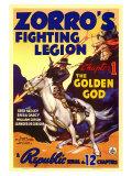 Zorro's Fighting Legion  1939