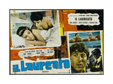 The Graduate  Italian Movie Poster  1967