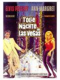 Viva Las Vegas  German Movie Poster  1964