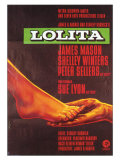 Lolita  German Movie Poster  1962
