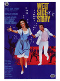 West Side Story  Italian Movie Poster  1961