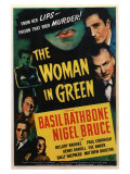 The Woman in Green  1945