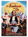 The Wizard of Oz  German Movie Poster  1939