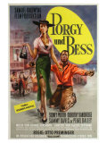 Porgy and Bess  German Movie Poster  1959