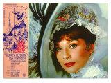 My Fair Lady  Italian Movie Poster  1964
