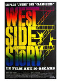 West Side Story  French Movie Poster  1961