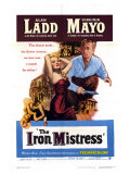 The Iron Mistress  1952