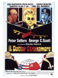 Dr Strangelove  Italian Movie Poster  1964
