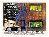 Rear Window  UK Movie Poster  1954