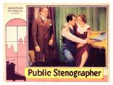 Public Stenographer  1934