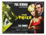 The Prize  UK Movie Poster  1963