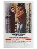 Midnight Cowboy  Spanish Movie Poster  1969