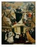 Apotheosis of Saint Thomas Aquinas