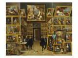 The Gallery of Archduke Leopold Wilhelm