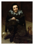 Portrait of the Jester Calabacillas