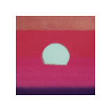Sunset, c.1972 (hot pink, purple, red, blue) Giclée par Andy Warhol