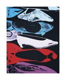 Diamond Dust Shoes, c.1980-81 (Parallel) Giclée par Andy Warhol