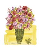 Basket of Flowers, c.1958 Giclée par Andy Warhol