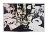 After the Party - Après la fête, 1979 Giclée par Andy Warhol