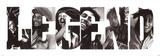 LEGEND: Bob Marley Reproduction d'art