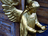 Golden Angel at Doors