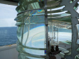 Fourth Order Fresnel Lens in the Pemaquid Lighthouse