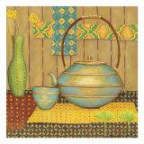 Ginkgo Tea Pot