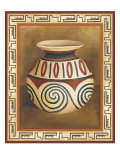 Southwest Pottery IV Reproduction d'art par Chariklia Zarris