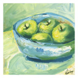 Small Bowl of Fruit II