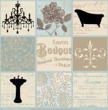 Bath Collage I