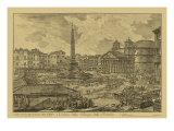 Piranesi View of Rome V