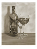 Black and White Wine Series II