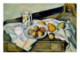 Still Life of Peaches and Pears