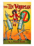 Thetin Woodsman of Oz