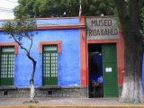 Frida Kahlo Museum  Coyoacan  Mexico City  Mexico  North America